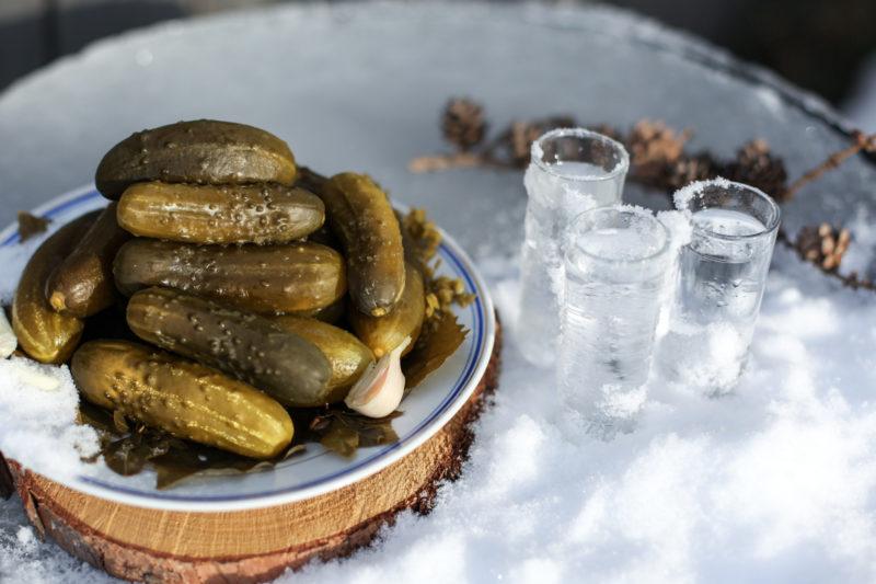 Засолка огурцов на зиму без стерилизации - рецепты с фото и инструкцией